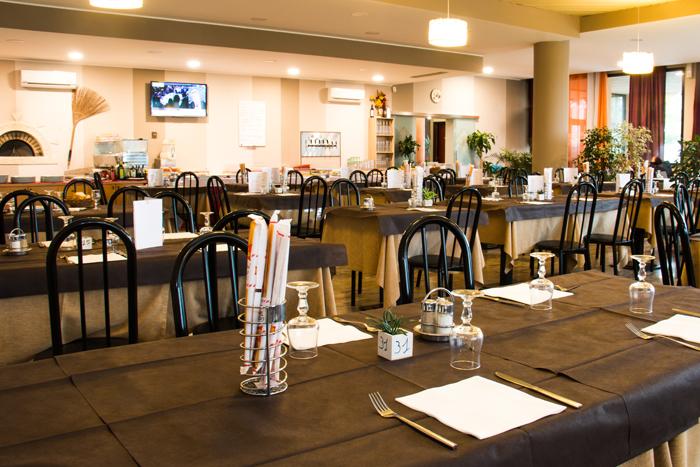 Ristorante Hotel Giannina via emilia forli cesena